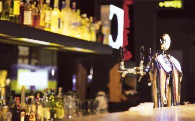 Dart, Kafe - Bar Alanı