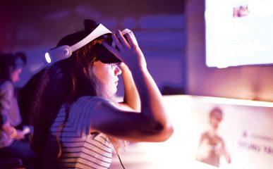 PlayStation VR Alanı